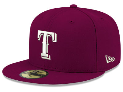 Texas Rangers New Era MLB Re-Dub 59FIFTY Cap