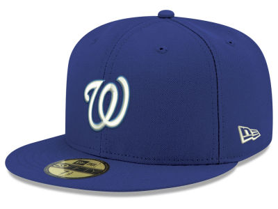 Washington Nationals New Era MLB Re-Dub 59FIFTY Cap