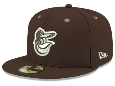 Baltimore Orioles New Era MLB Pantone Collection 59FIFTY Cap