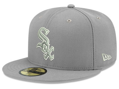 Chicago White Sox New Era MLB Pantone Collection 59FIFTY Cap