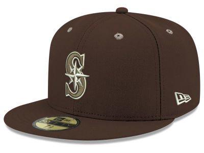 Seattle Mariners New Era MLB Pantone Collection 59FIFTY Cap