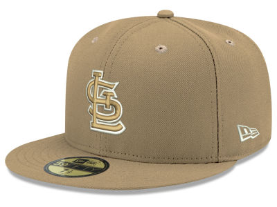 St. Louis Cardinals New Era MLB Pantone Collection 59FIFTY Cap