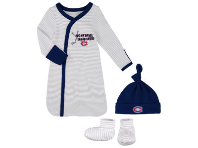 newest collection 33e0c 27bcd Montreal Canadiens NHL Outerstuff Baby Clothing | lids.ca