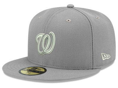 Washington Nationals New Era MLB Pantone Collection 59FIFTY Cap