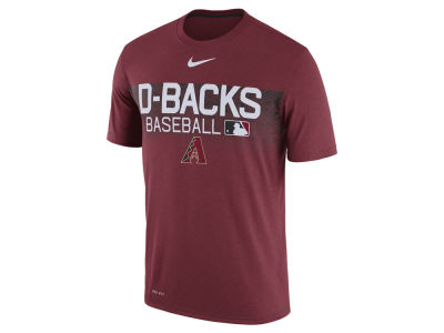 Arizona Diamondbacks MLB Men's Authentic Legend Team Issue T-shirt