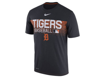 Detroit Tigers Nike MLB Men's Authentic Legend Team Issue T-shirt