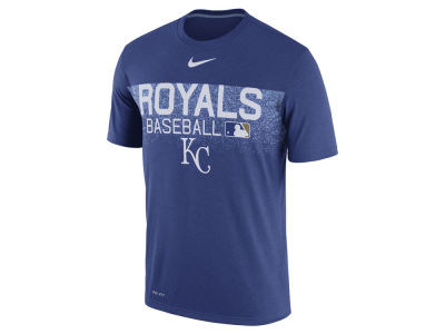Kansas City Royals Nike MLB Men's Authentic Legend Team Issue T-shirt