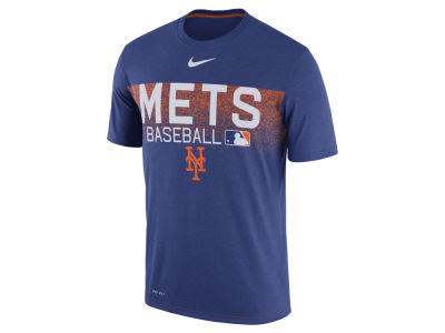 New York Mets MLB Men's Authentic Legend Team Issue T-shirt