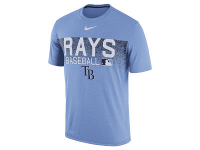 Tampa Bay Rays Nike MLB Men's Authentic Legend Team Issue T-shirt