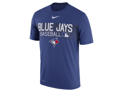 Toronto Blue Jays Nike MLB Men's Authentic Legend Team Issue T-shirt