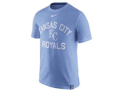 Kansas City Royals Nike MLB Men's Dri-Fit Slub Arch T-shirt