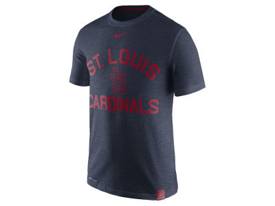 St. Louis Cardinals MLB Men's Dri-Fit Slub Arch T-shirt