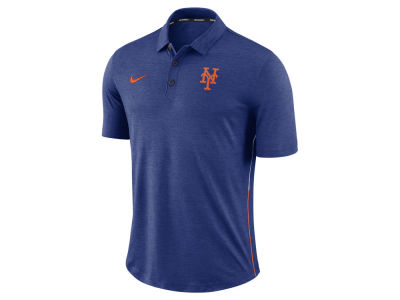 New York Mets Nike MLB Men's Dri-Fit Breathe Touch Polo