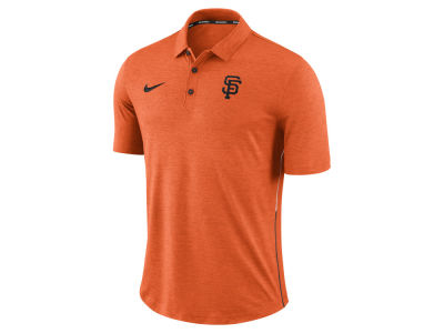 San Francisco Giants Nike MLB Men's Dri-Fit Breathe Touch Polo
