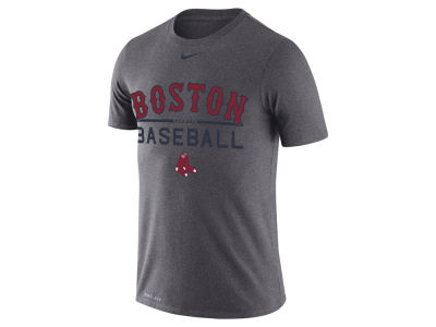 Boston Red Sox Nike MLB Men's Dry Practice T-Shirt