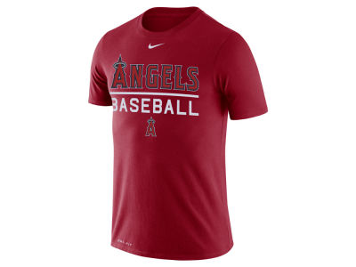 Los Angeles Angels Nike MLB Men's Dry Practice T-Shirt