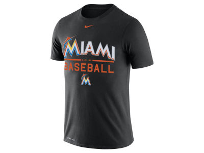 Miami Marlins MLB Men's Dry Practice T-Shirt