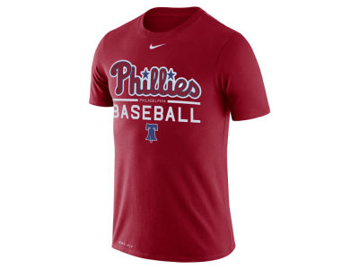 Philadelphia Phillies Nike MLB Men's Dry Practice T-Shirt