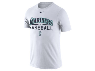 Seattle Mariners Nike MLB Men's Dry Practice T-Shirt