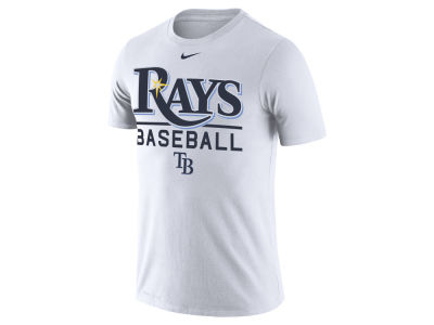 Tampa Bay Rays Nike MLB Men's Dry Practice T-Shirt