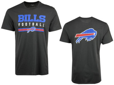 Buffalo Bills '47 NFL Men's Cover 4 Super Rival T-Shirt