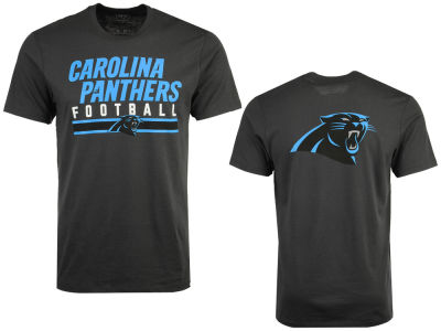 Carolina Panthers '47 NFL Men's Cover 4 Super Rival T-Shirt
