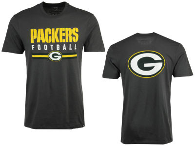 Green Bay Packers '47 NFL Men's Cover 4 Super Rival T-Shirt