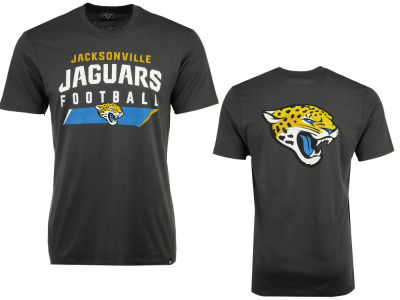 Jacksonville Jaguars '47 NFL Men's Cover 4 Super Rival T-Shirt