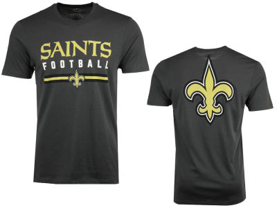 New Orleans Saints '47 NFL Men's Cover 4 Super Rival T-Shirt