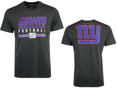 New York Giants '47 NFL Men's Cover 4 Super Rival T-Shirt