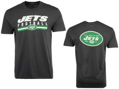 New York Jets '47 NFL Men's Cover 4 Super Rival T-Shirt
