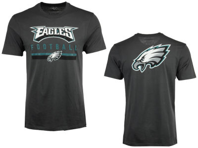 Philadelphia Eagles '47 NFL Men's Cover 4 Super Rival T-Shirt
