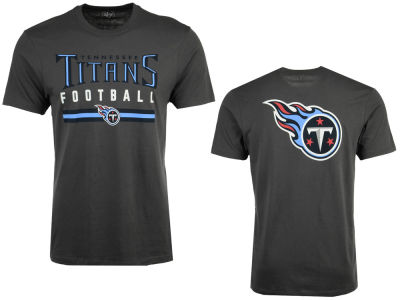 Tennessee Titans '47 NFL Men's Cover 4 Super Rival T-Shirt