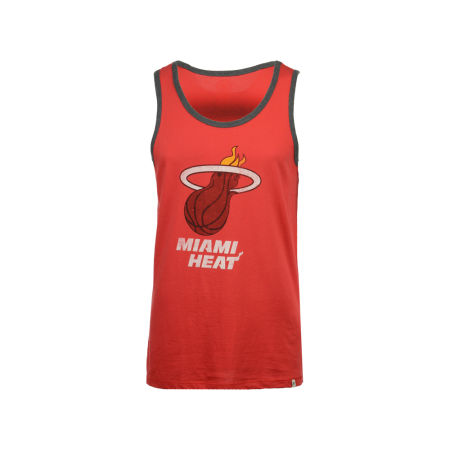 Miami Heat '47 NBA Men's Team Logo Tank