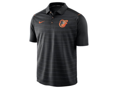 Baltimore Orioles MLB Men's Stripe Polo