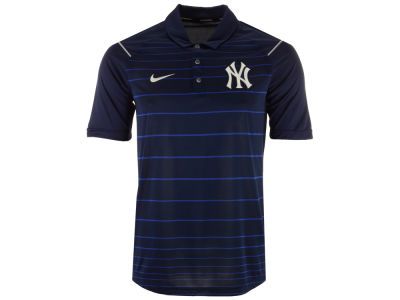 New York Yankees Nike MLB Men's Stripe Polo
