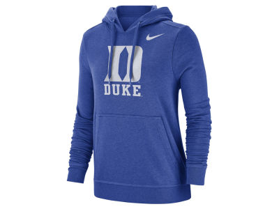 Duke Blue Devils Nike NCAA Women's Club Hooded Sweatshirt