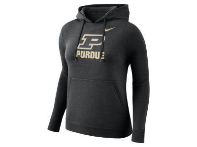 Purdue Boilermakers Nike NCAA Women's Club Hooded Sweatshirt