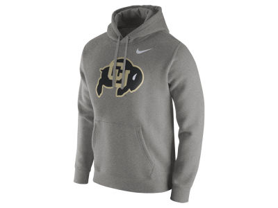Colorado Buffaloes Nike NCAA Men's Cotton Club Fleece Hooded Sweatshirt