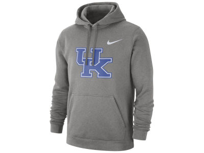 Kentucky Wildcats Nike NCAA Men's Cotton Club Fleece Hooded Sweatshirt