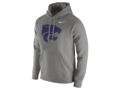 Kansas State Wildcats Nike NCAA Men's Cotton Club Fleece Hooded Sweatshirt