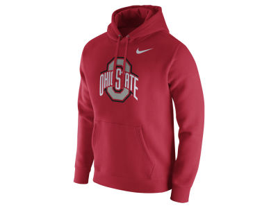 Nike NCAA Men's Cotton Club Fleece Hooded Sweatshirt