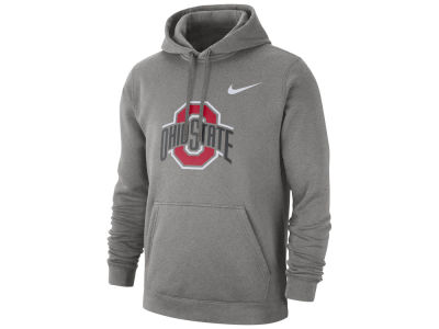 Ohio State Buckeyes Nike NCAA Men's Cotton Club Fleece Hooded Sweatshirt
