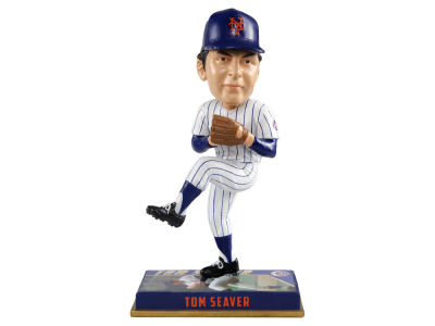 New York Mets Tom Seaver MLB Legends Bobblehead