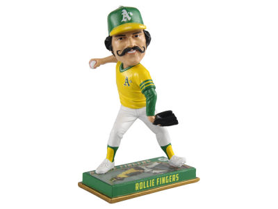 Oakland Athletics Rollie Fingers MLB Legends Bobblehead