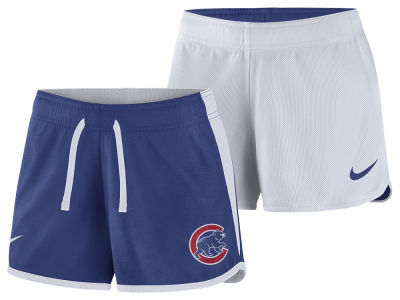 Chicago Cubs Nike MLB Women's Dri-Fit Touch Short