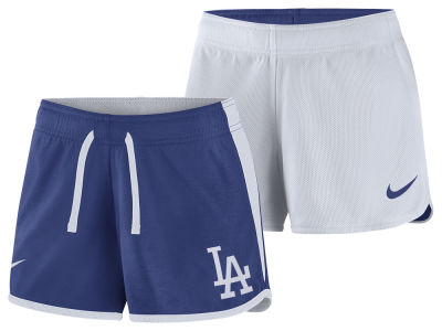 Los Angeles Dodgers Nike MLB Women's Dri-Fit Touch Short