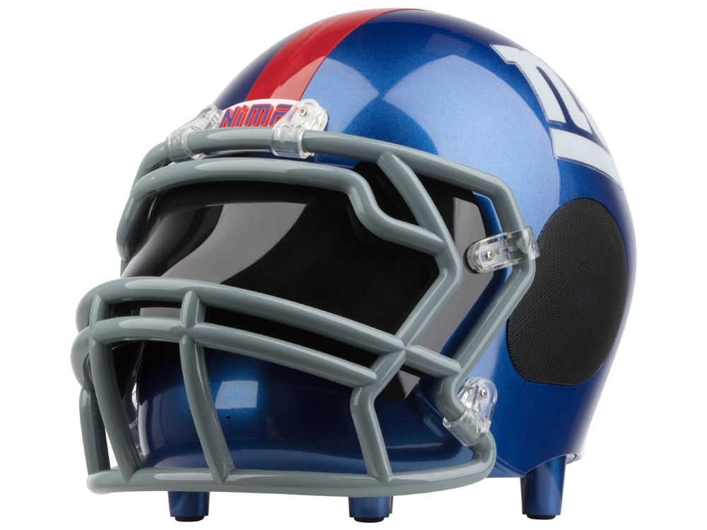 New York Giants Football Helmet Bluetooth Speaker  7cf212fe9