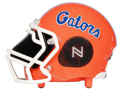 Florida Gators Football Helmet Bluetooth Speaker