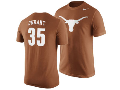 Texas Longhorns Kevin Durant Nike NCAA Future Star Replica T-Shirt